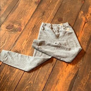 Girl's roots sweat pants 12
